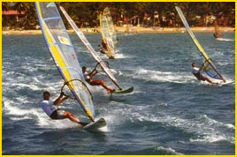 Viajes a Punta Cana - Windsurf! practique este y otros deportes en puntacana