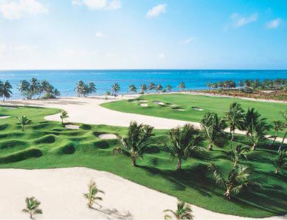 Punta Cana Golf ofrece campos para los gustos más exigentes.