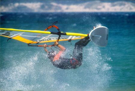 En playa Cabarete podrás hacer acrobacias