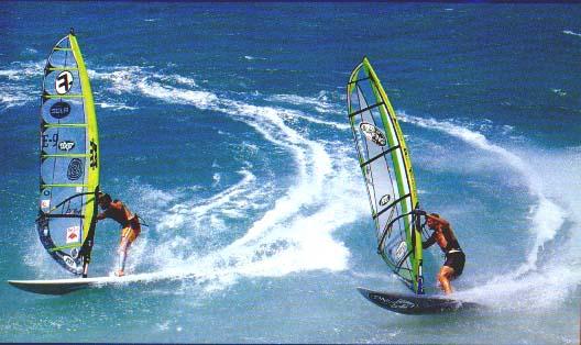 Deportes de Punta Cana: Windsurf.