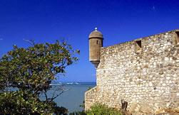 Fortaleza de San Felipe: no la dejes de visitar en tu viaje a Santo Domingo.