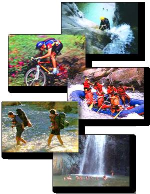 República Dominicana ofrece muchas actividades para los que gustan de practicar el turismo ecológico.