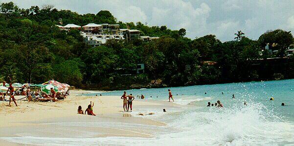 Hermosa vista de las playas de Sosúa