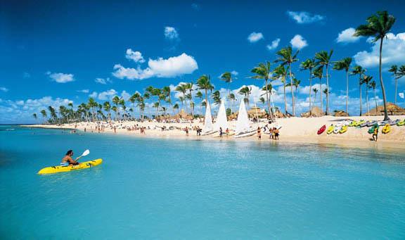 Turismo Santo Domingo: Playa Bayahibe.