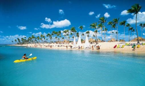 Una de las playas más hermosas de La Romana es la playa Bayahibe.