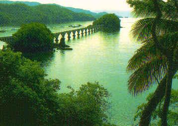 Bahía de Samaná.
