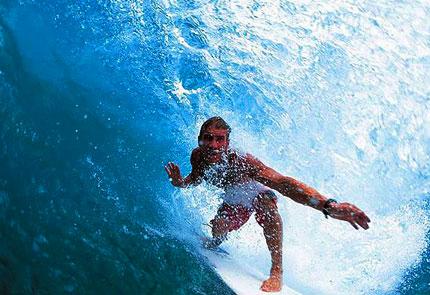 Deportes Acuaticos en Santo Domingo: Surf.
