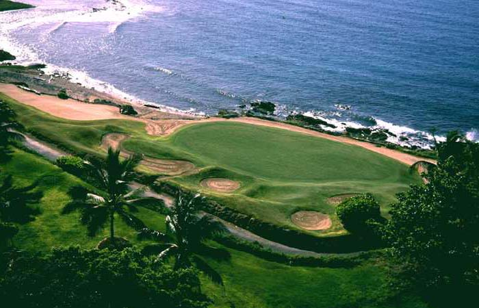 Golf en Republica Dominicana: La Romana.