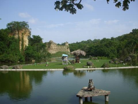 Hato Mayor: Parque Nacional Haitises.