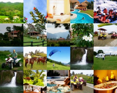 Jarabacoa: Atracciones Turisticas.