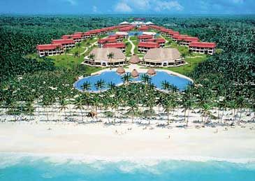 Hotel Gran Bahía Príncipe: Vista Del Resort.