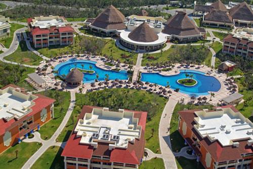 Hotel Gran Bahía Príncipe: Las Villas Del Hotel.
